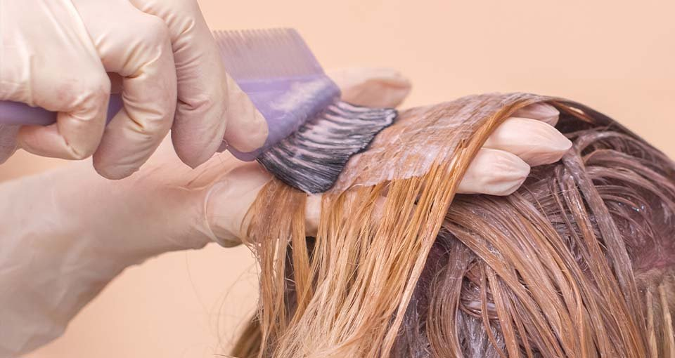 dye hair naturally