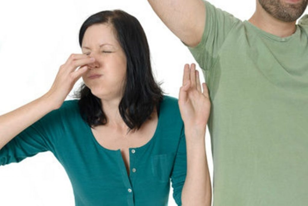 body odor treatment