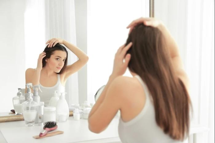 hair care turmeric