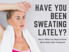 Know About Body Odor Treatment